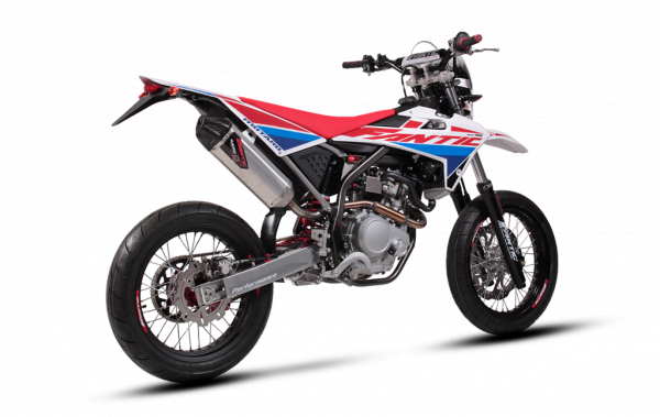 125 Motard Performance (Disponibile)